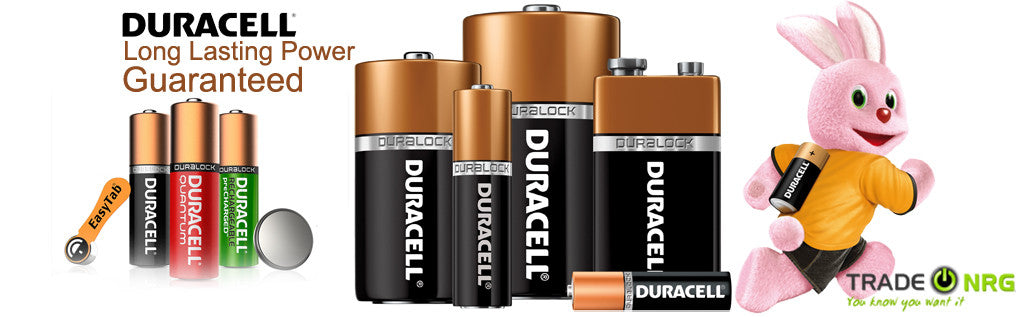 Duracell Batteries Long  power