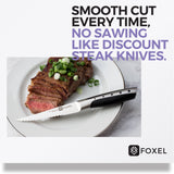 SLEEK Steak Knife Set