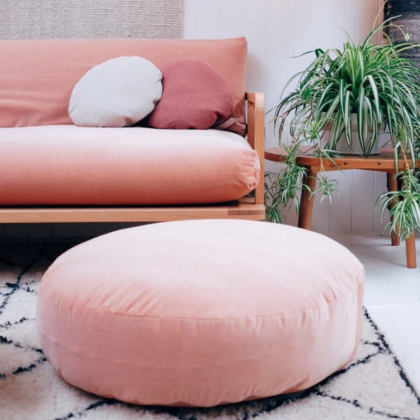 FLOOR CUSHION - Velvet
