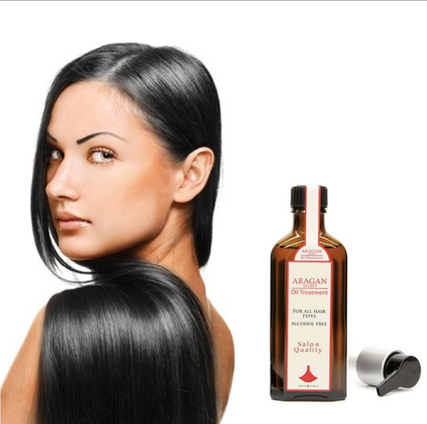 Aragan Secret Intense Argan Oil Hair Treatment