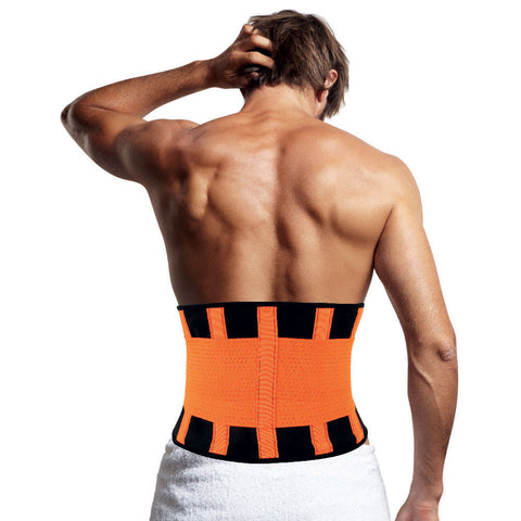 Remedy Health Back Support - Double Compression Waist Wrap (Unisex)