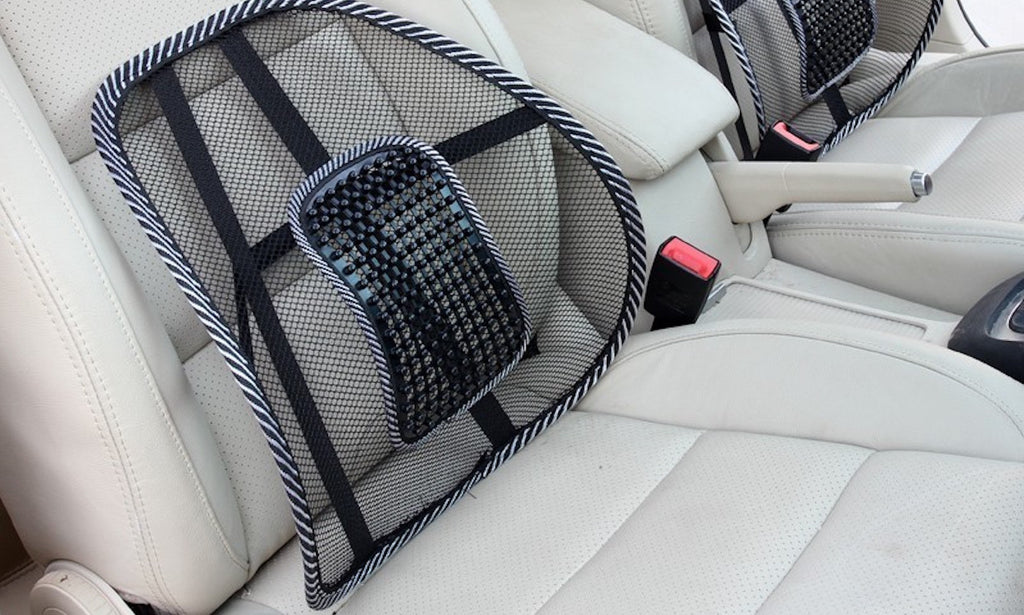 Back Support Pillow For Your Car Seat