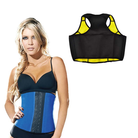 Buy Two Thermo Slim Waist Cinchers and Get a Thermo Slim Crop Top free