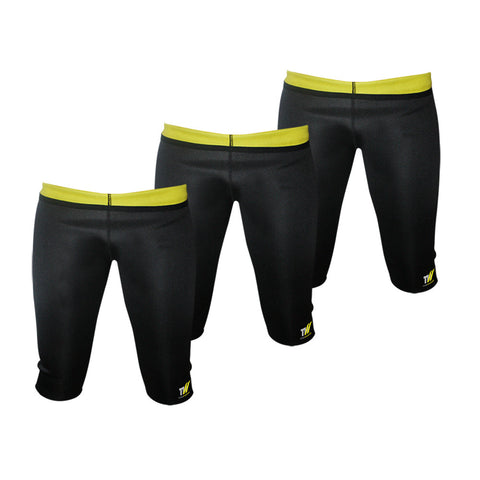 Buy Two Pairs of Thermo Slim Workout Knee Pants and Get a Third One Free