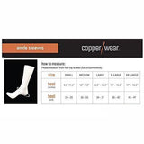 Copper Wear Ankle Support Sleeve