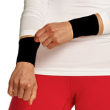 Copper Wear Wrist Compression Sleeve