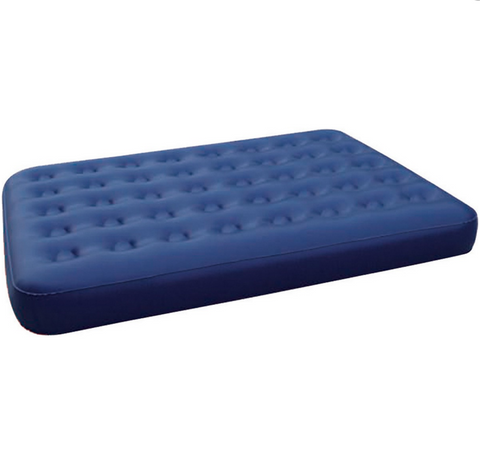 inflatable air mattress with electric pump size queen