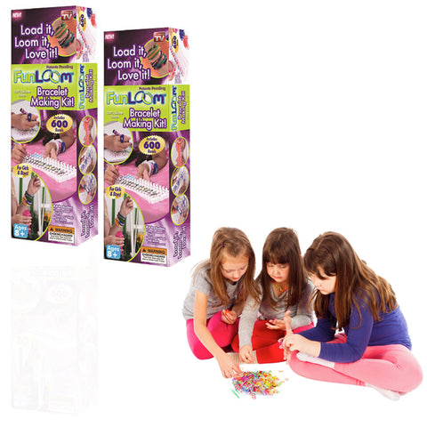 Two Pack Promo - Funloom Jewellery Weaving Kits