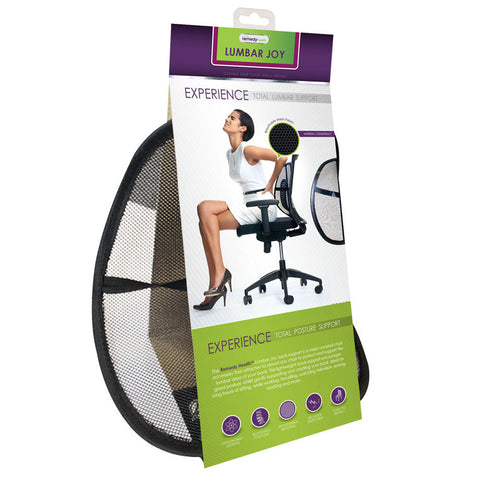 Lumbar Joy | Generic Multi Use Mesh Lumbar Support System Cushion