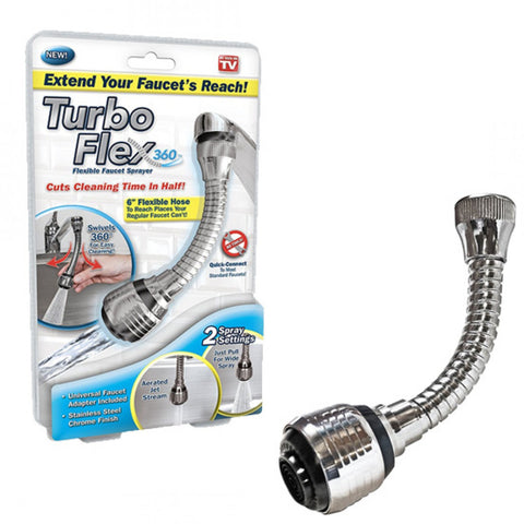 Flexible Tap Faucet Extension Hose