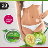 Garcinia Cambogia Appetite Suppressant Slimming Patches (30 Patches)