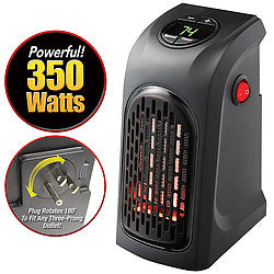 Homemax Portable Plug-in Heater