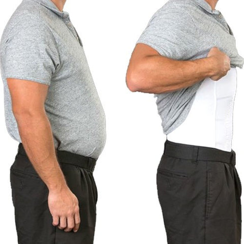 Tone Wear Men's Slimming and Shaping Underwear T-Shirts | Available in size Medium to XXX-Large