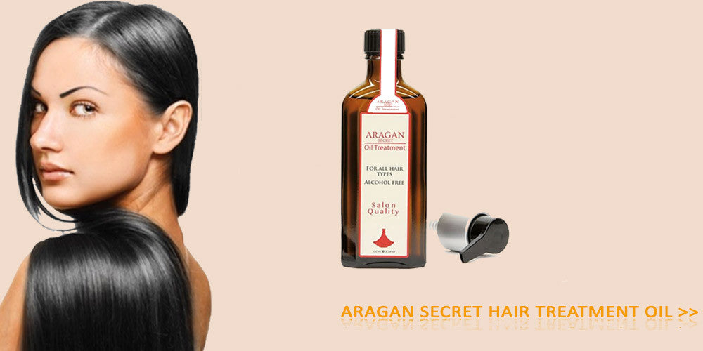 Shop Aragan Secret Oil Treatment For Hair