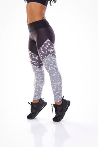 Two Grey - Long Length Legging