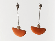 Tagua Earrings A11