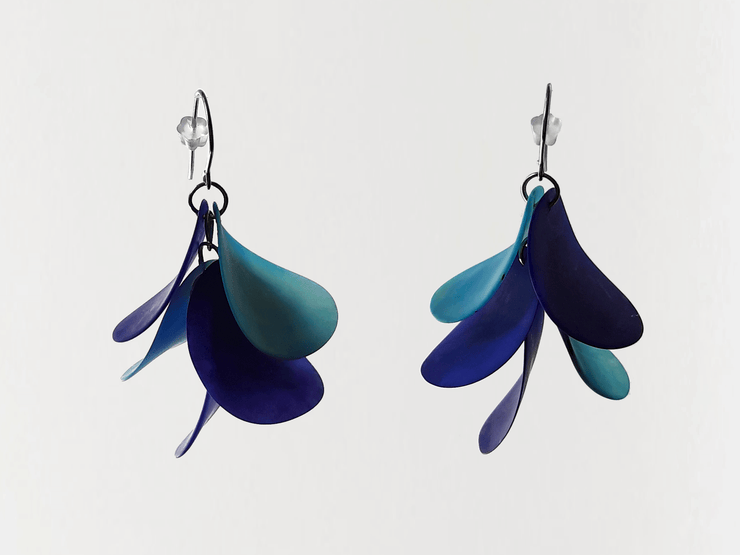 Tagua Earrings A18