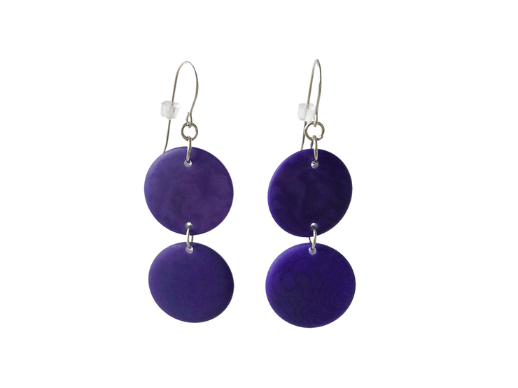 Tagua Earrings A5