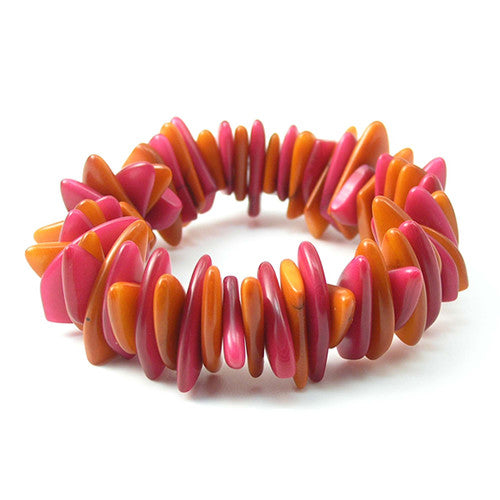 Guayabita Bracelet in Sunset Colours