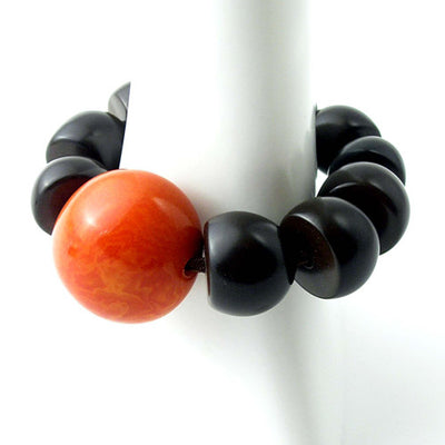 Wawataga Bracelet in Orange