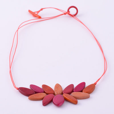 Yuyutin Necklace in Sunset
