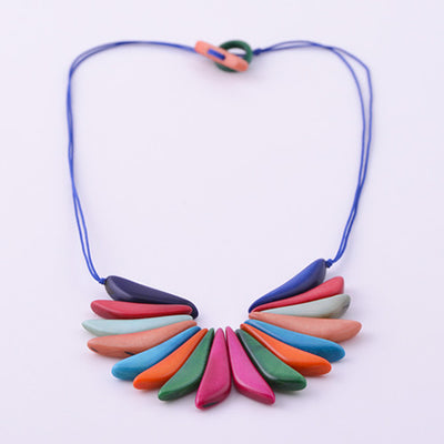 Mediosol Necklace in Multicolour