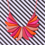 Mediosol Necklace in Sunset