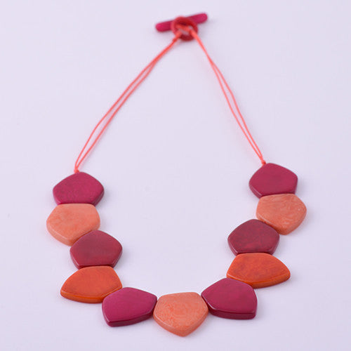Ciprio Necklace in Sunset