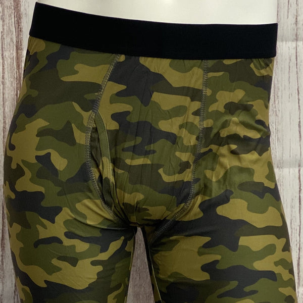 Camo in Boy's Underwear
