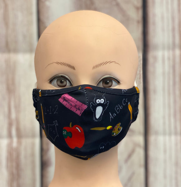 Personal Mask in Back2School