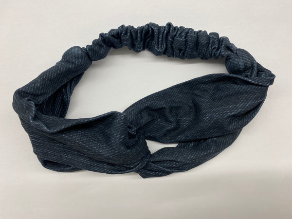 Head band in Jeanie Black