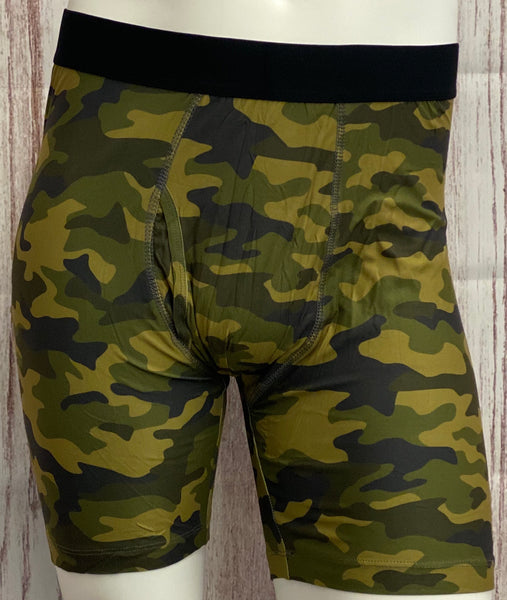 Camo in Men's Underwear