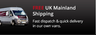 Free UK mainland delivery subject to Terms and Conditions