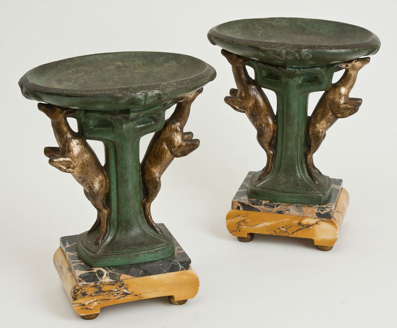 SOLD - Side Urns