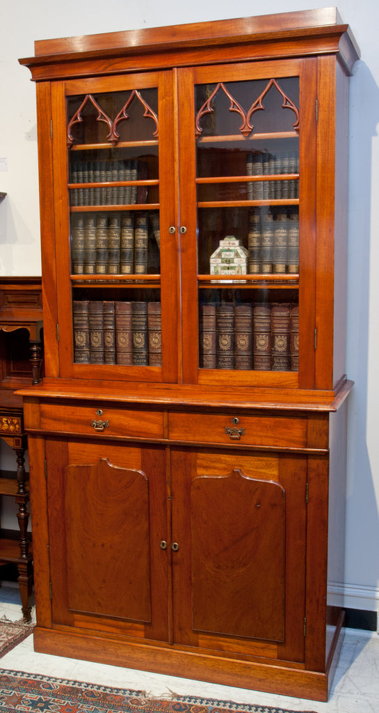 SOLD - Cedar Bookcase