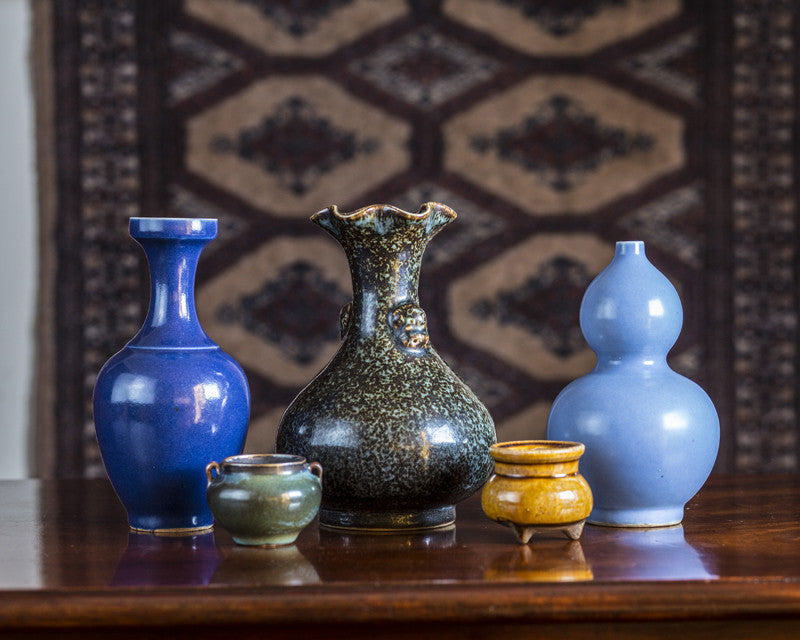 Chinese Vases & Censors
