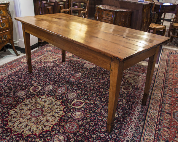 French Provincial Cherrywood Table