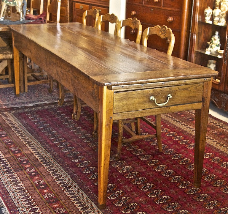 SOLD - French Farm Table