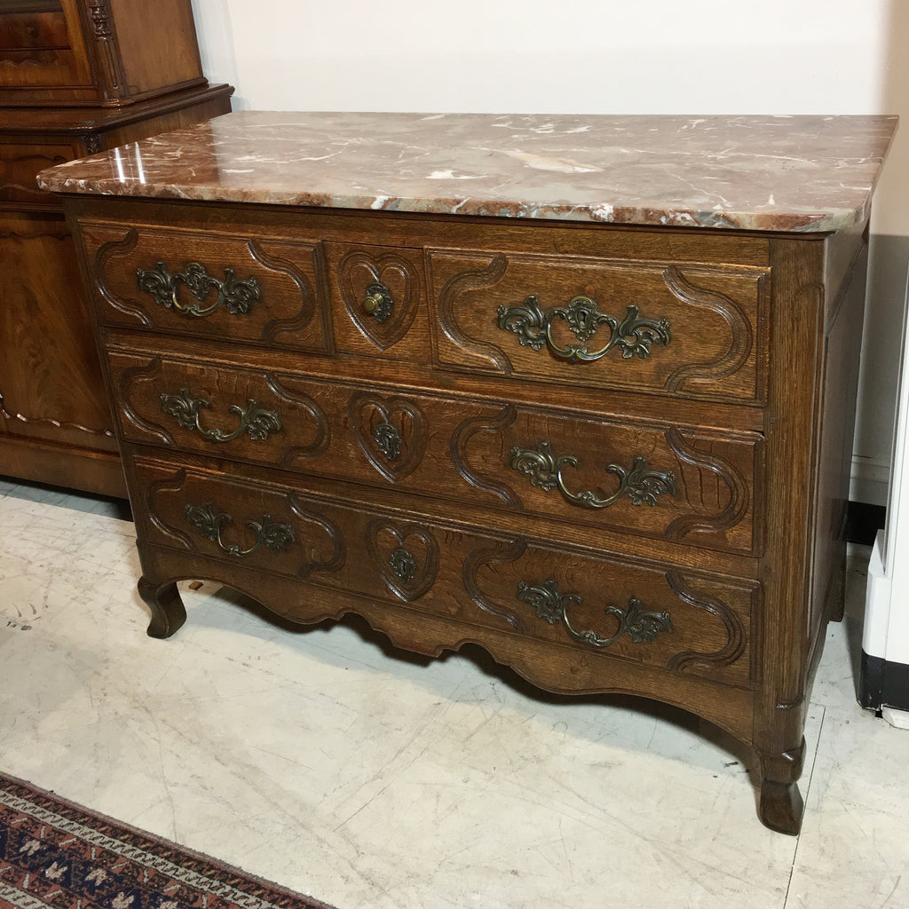 French Regence Period Commode