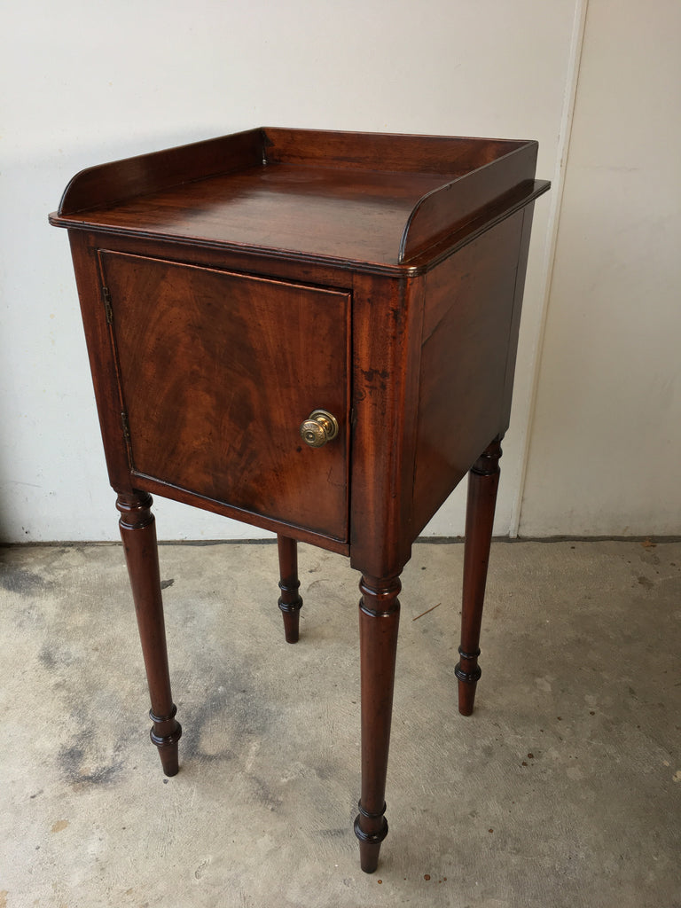 Georgian Mahogany Side Cabinet