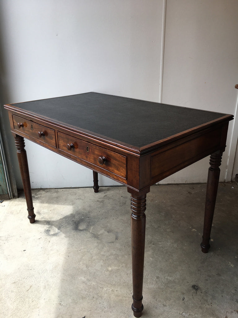 Georgian Mahogany Writing Table