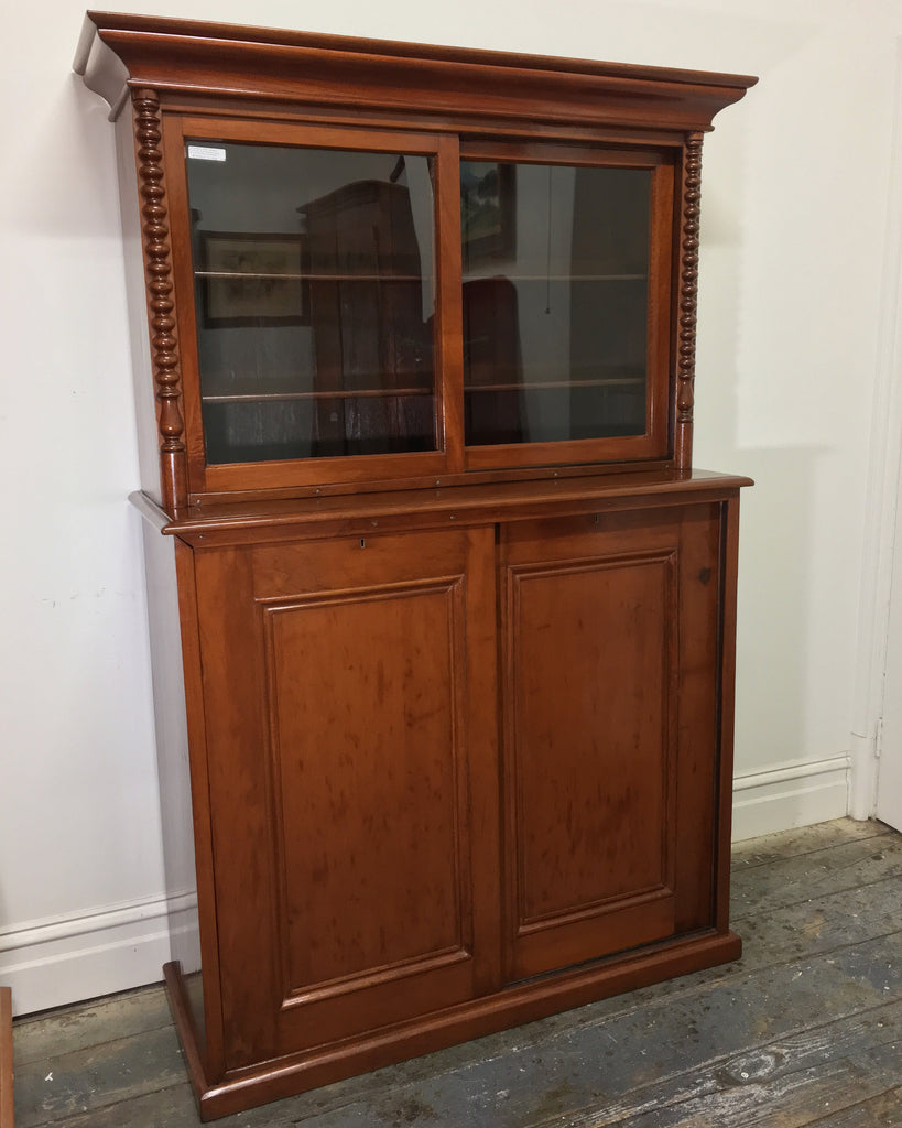 Colonial Cedar Bookcase