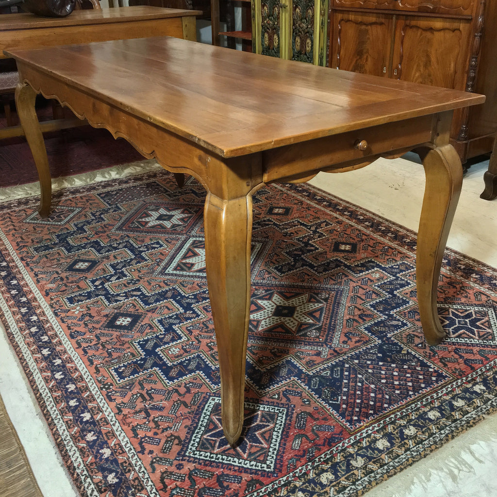 19th Century French Cherrywood Table