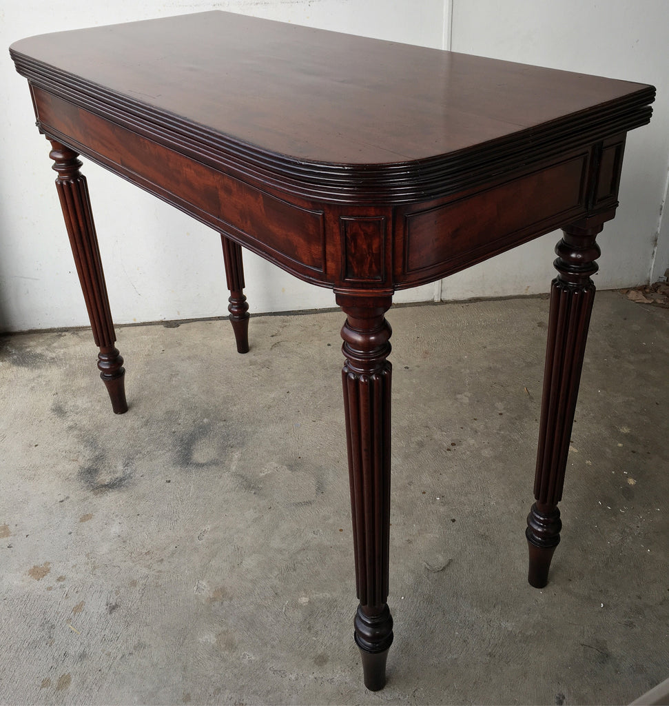 Gillows Card Table
