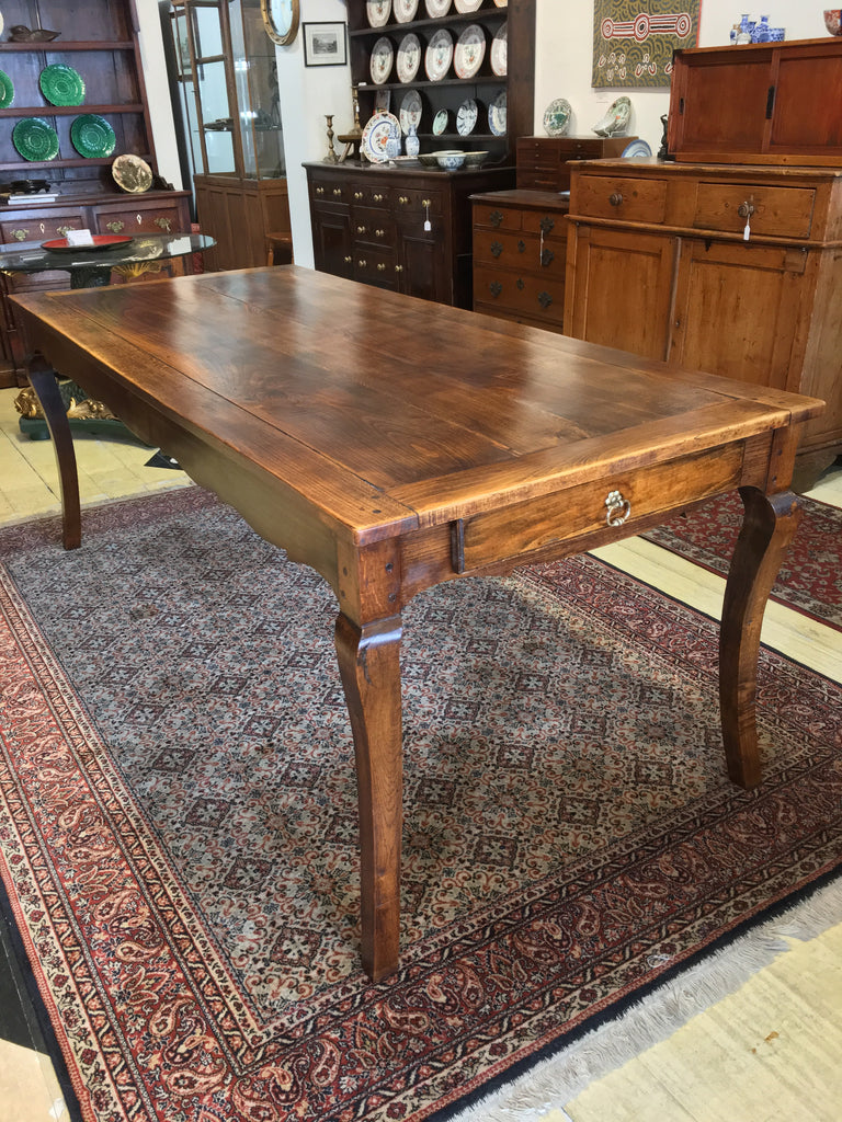 SOLD - French Provincial Farmhouse Table