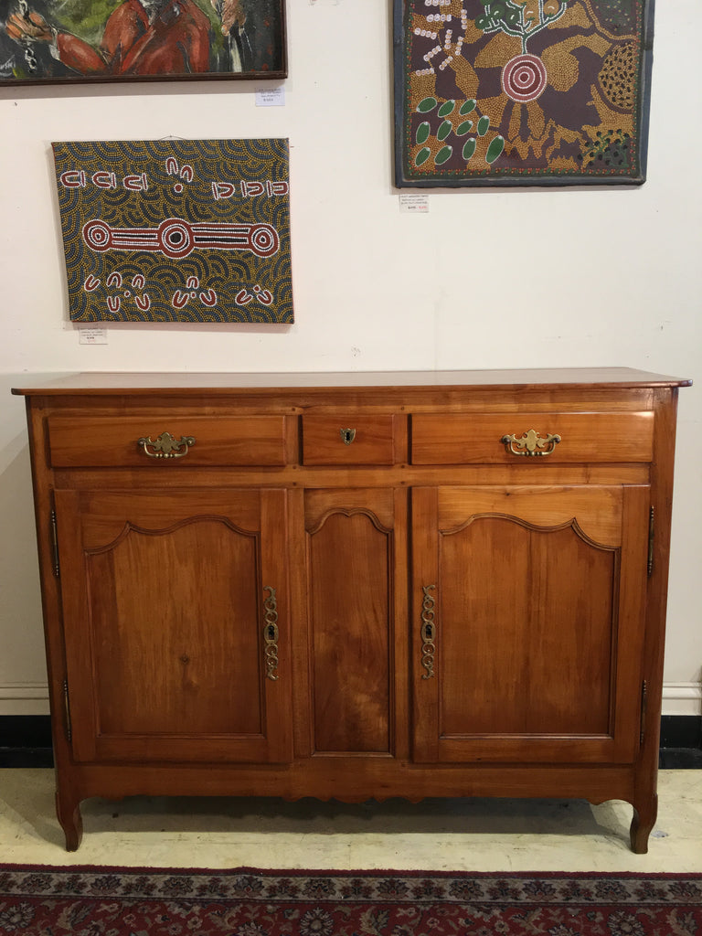 French  Pearwood Buffet