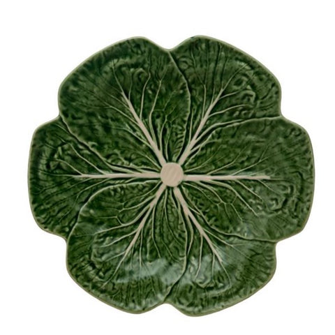 Bordallo Pinheiro - Cabbage Collection, Dinner Plate - 2 Colours