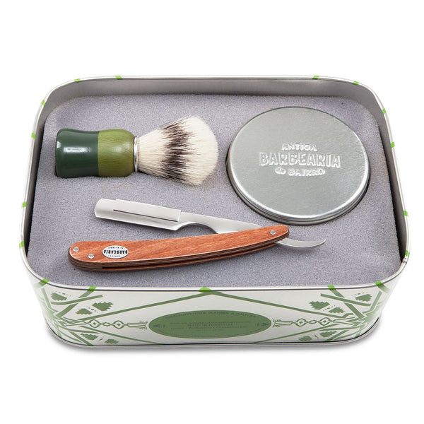 antiga barbearia - Shaving Gift Set
