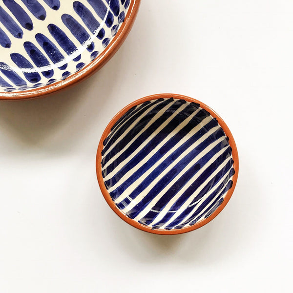 Casa Cubista - Blue Mini Bowl - Various Patterns