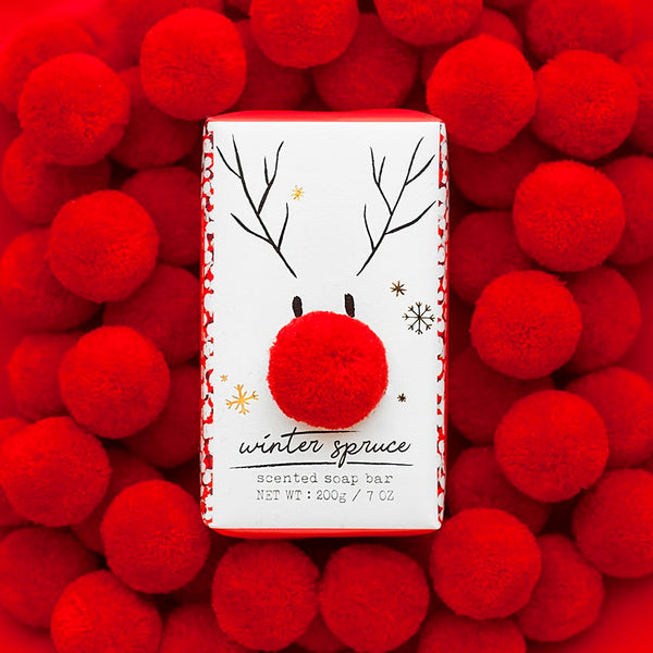 Castelbel  - Winter Fun - Winter Spruce Soap